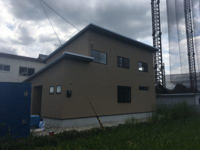 noveworks、建物完成、草津市片岡町