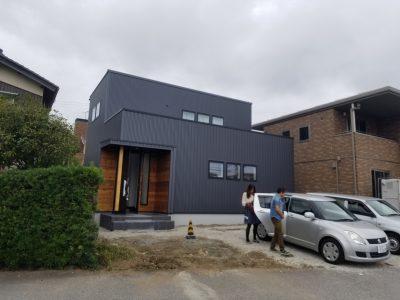 彦根市八坂町 いえプロジェクト『H様邸』ついに完成!
