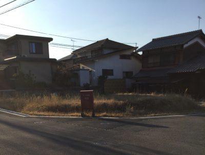 敷地調査~甲賀市