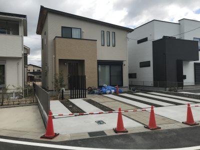 T様邸建物完成 貴生川レインボータウン