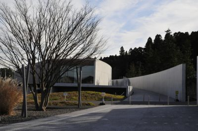 建築探訪 「ホキ美術館」