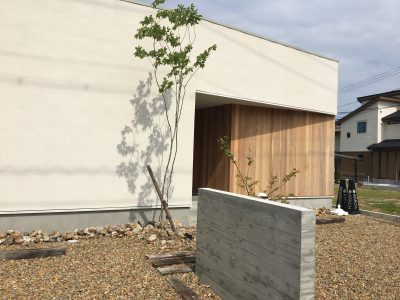 浜松のモデルハウス見てきました。