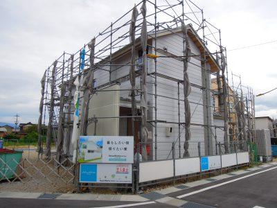 新モデルハウス 長浜市宮司町