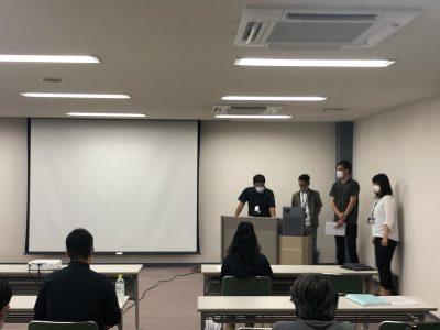 社内プロジェクト発表会を実施しました。