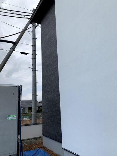 4月ですね【白い塗り壁祇園モデル、完成間近★】