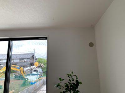 天井にエアコンコンセントは如何に