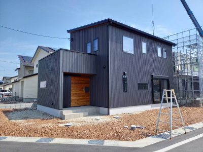 黒ガルバの家