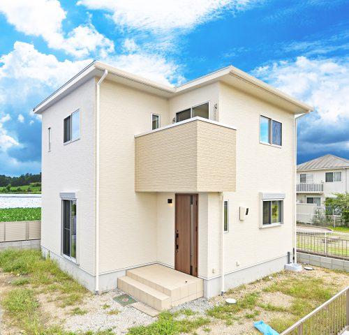 守山市播磨田モデルハウス