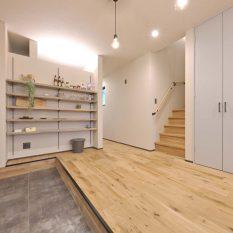 守山市千代モデルハウス