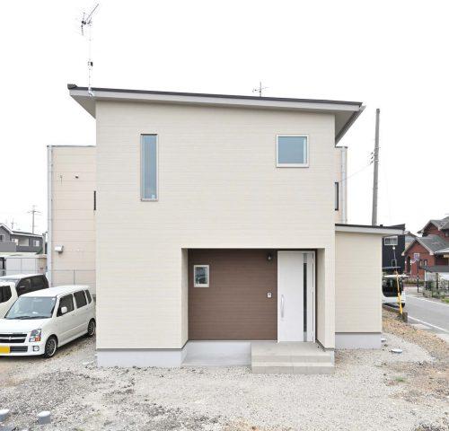 [期間限定]長浜市勝町モデルハウス